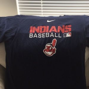 Cleveland Indians Men's Nike T-Shirt